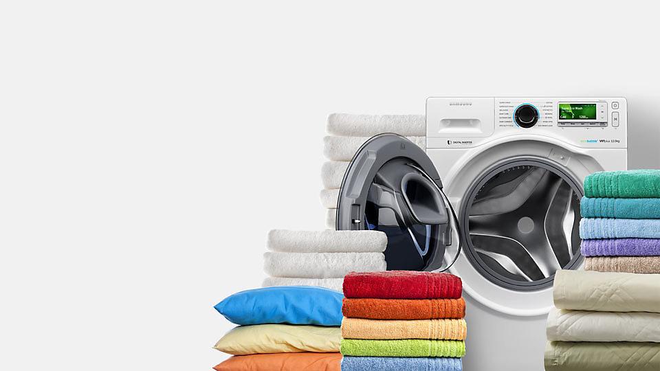 dịch vụ giặt sấy lấy liền tiện lợi