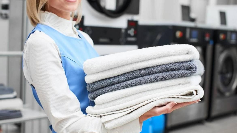 Bạn đã biết những bí kíp giúp các khách sạn lớn giặt sấy đồ vải buồng phòng chỉ trong chớp mắt?