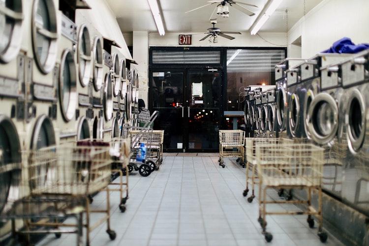 dịch vụ giặt sấy lấy ngay