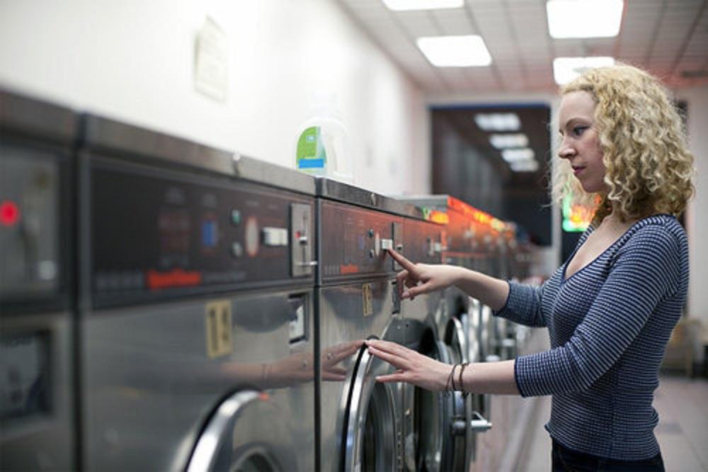 hệ thống giặt sấy công nghiệp